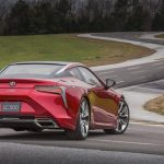 Lexus cho ra mắt xe thể thao LC500 mới - ảnh 1